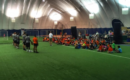 How Soccer Centers Created a Positive Sports Environment for the Youth
