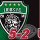US OPEN CUP: Brick Lions advanced to the 2nd round