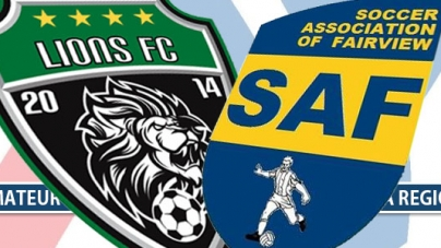 Region 1 Open Cup Qualification: Brick Lions – SA Fairview