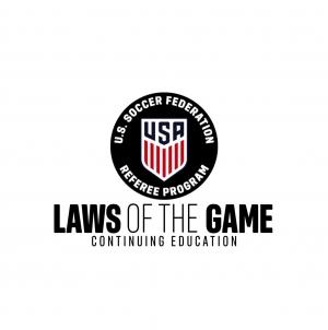 U.S. Soccer Federation Referee Training Videos