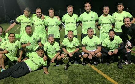 FC Dynamo – O-40 State Cup Champions