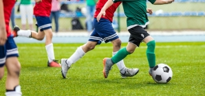 Teenage soccer player handed 30-year ban for punching referee