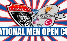 USASA National Men Open Cup: Jackson Lions vs. USTA