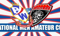 USASA National Men Over 30 Cup: Polonia vs. Jackson Lions