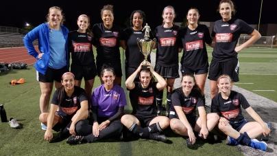 2018 NJSA Women's State Cup: Aztecs vs. Meadowlands FC 2:3 (1:1)