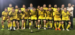 MINAS FC – NJSA O-30 State Cup Champions