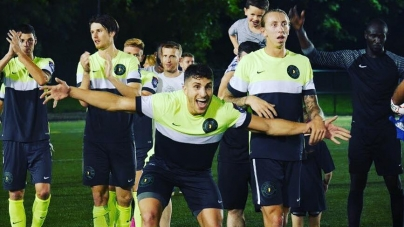 Motown/Lions from the Garden State Soccer League are in the final of the NESL!!