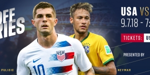 USMNT vs. Brazil (Get your tickets here)