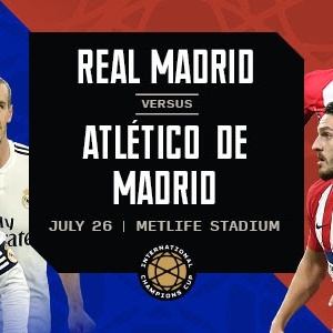 Limited Time Pre-Sale Access! Real Madrid vs Atlético de Madrid