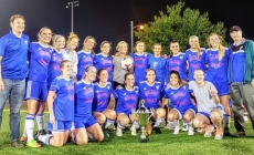 Hoboken FC Women – State Cup Champions