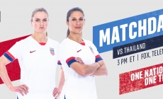USA vs. Thailand