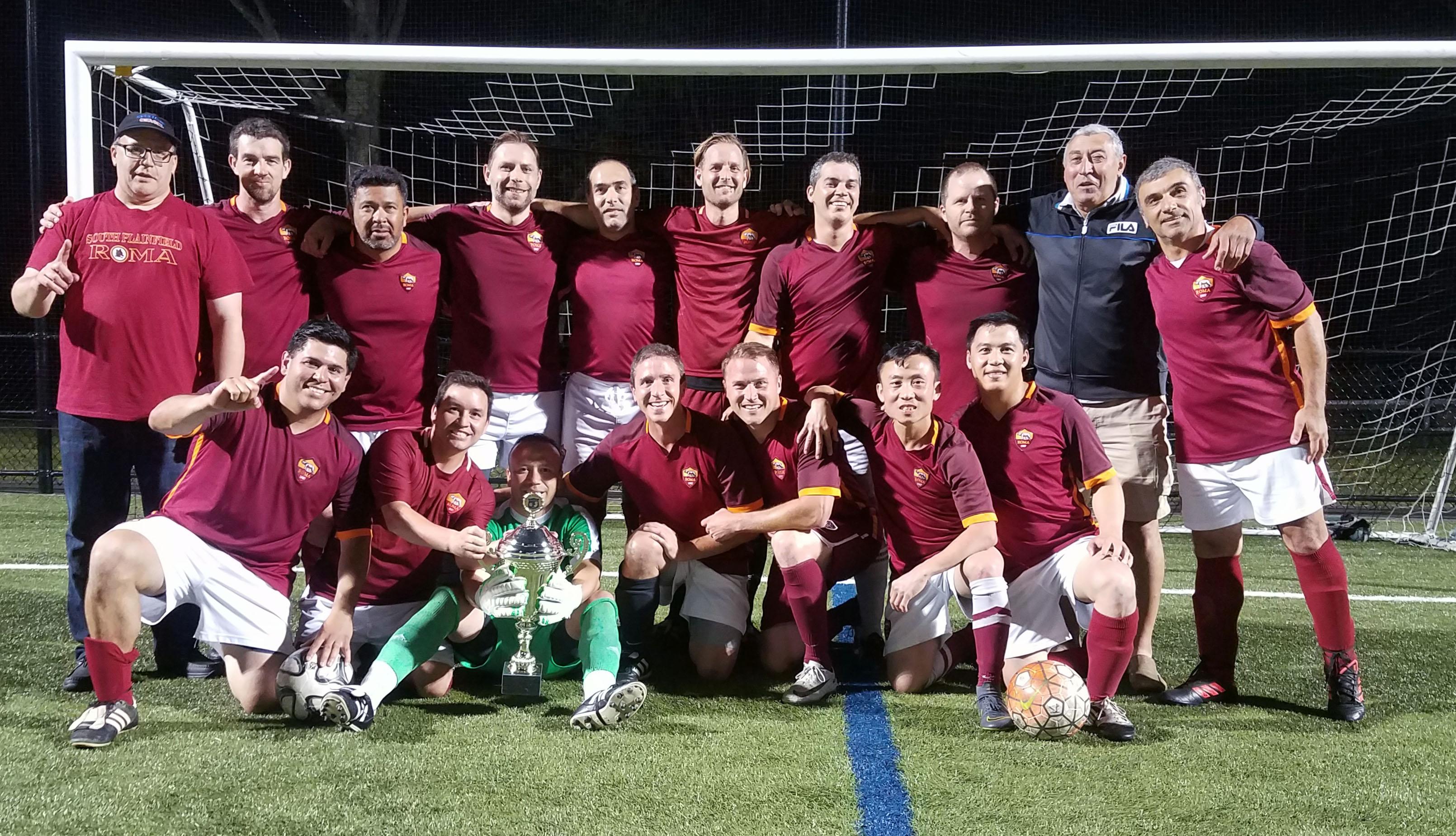 Roma SC O-40