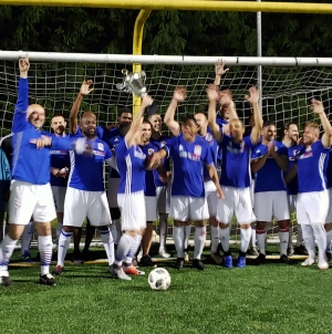 United Serbs: O-30 State Cup Champions