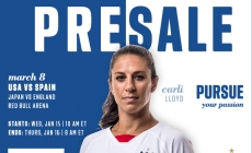2020 SheBelieves Cup in Harrison, NJ – Presale Tickets