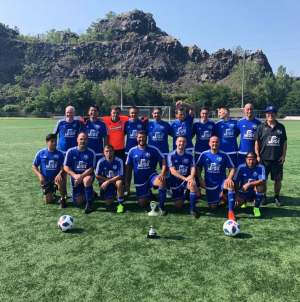 NJSA O-40 State Cup Champions – S.P. Jaguars