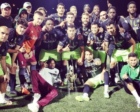 FC Motown - State Cup Champions